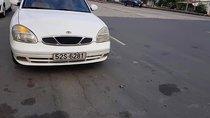 Bán Daewoo Nubira II 1.6 năm 2000, màu trắng xe gia đình giá cạnh tranh