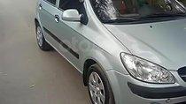 Cần bán Hyundai Getz 1.1 MT đời 2009, màu bạc, xe nhập chính chủ