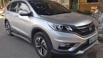 Bán Honda CR V 2.4 AT sản xuất 2015, màu bạc
