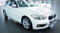 Bán ô tô BMW 1 Series 118i 2019, màu trắng, nhập khẩu