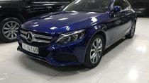 Bán Mercedes C200 SX 2017 model 2018, bản hộp số 9 cấp, odo 6000miles siêu lướt