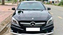 Bán Mercedes Benz CLA 45 AMG 4 Matic màu đen/đen, sản xuất 2017, đăng ký 2017, biển Hà Nội