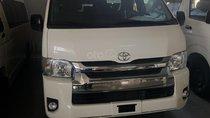 Cần bán Toyota Hiace máy dầu mới 100%, nhập khẩu, 959tr