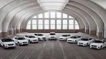 Volvo cán mốc 600.000 xe trong năm 2018, cao nhất trong lich sử