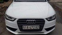 Cần bán lại xe Audi A4 1.8 Doi đời 2012, màu trắng, nhập khẩu nguyên chiếc, giá chỉ 960 triệu