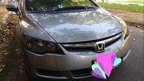 Gia đình bán xe Honda Civic MT năm 2009, màu bạc, nhập khẩu nguyên chiếc, giá chỉ 315 triệu