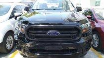 Cần bán Ford Ranger XL 4x4 năm sản xuất 2018, màu đen, nhập khẩu, 616 triệu