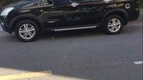 Bán Mitsubishi Zinger MT đời 2010, màu đen, xe zin đẹp
