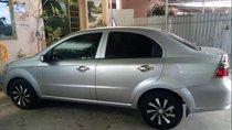 Bán Daewoo Gentra sản xuất 2008, màu bạc, xe gia đình sử dụng rất kĩ