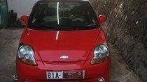 Cần bán xe Chevrolet Spark năm 2009, màu đỏ, xe nhập, 130tr