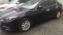 Gia đình bán xe Mazda 3 1.5AT đời 2017, màu đen