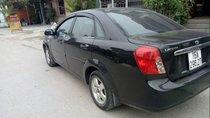 Bán ô tô Daewoo Lacetti đời 2010, màu đen