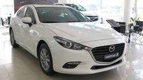 Cần bán xe Mazda 3 1.5 đời 2018, màu trắng, 659tr