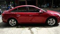 Cần bán Chevrolet Cruze sản xuất 2016, màu đỏ, giá 530tr