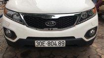 Cần bán gấp Kia Sorento 2.4 AT sản xuất năm 2014, màu trắng