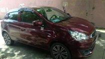 Cần bán xe Mitsubishi Mirage năm sản xuất 2016, màu đỏ, nhập khẩu nguyên chiếc, 280tr