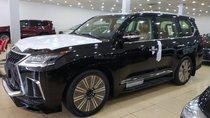 Bán Lexus LX 570 Super Sport MBS bản 4 chỗ màu đen xe ngay