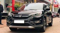 Bán Honda CR V 2.4 AT năm sản xuất 2015, màu đen như mới