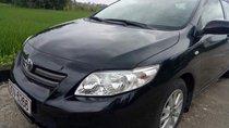Bán xe Toyota Corolla sản xuất 2009, màu đen, xe nhập