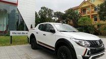 Cần bán xe Mitsubishi Triton 2018, màu trắng, xe nhập, 725.5tr