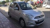 Cần bán lại xe Hyundai Grand i10 năm sản xuất 2013, màu bạc, nhập khẩu
