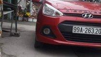 Cần bán Hyundai Grand i10 đời 2016, màu đỏ, xe nhập, xe đẹp 99%