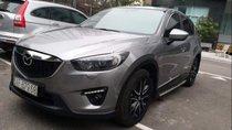 Bán Mazda CX 5 năm sản xuất 2014, màu xám, giá tốt