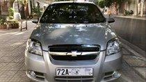 Cần bán xe Daewoo Gentra sản xuất năm 2009, màu bạc