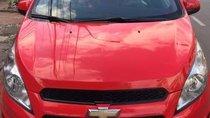 Bán Chevrolet Spark MT sản xuất 2016, màu đỏ số sàn giá cạnh tranh