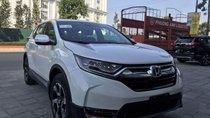 Bán Honda CR V sản xuất năm 2018, màu trắng, xe nhập
