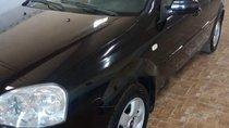 Bán xe Daewoo Lacetti sản xuất 2007, màu đen, nhập khẩu