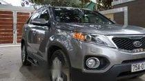 Cần bán lại xe Kia Sorento sản xuất 2012, màu xám, giá 510tr