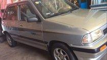 Cần bán xe Kia CD5 2002, màu bạc, xe đi bảo dưỡng tốt