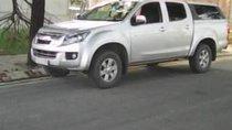Chính chủ bán Isuzu Dmax 2014, màu bạc, nhập khẩu