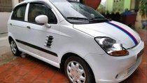 Cần bán gấp Chevrolet Spark đời 2009, màu trắng như mới, 89 triệu