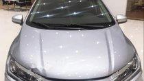 Bán Honda City Top màu bạc, xe có sẵn, hồ sơ cầm tay cầm về ngay trong ngày hôm nay