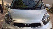 Bán ô tô Kia Morning 1.25 MT năm 2016, màu bạc số sàn, giá tốt