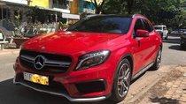 Bán Mercedes 45 AMG sản xuất 2016, màu đỏ, nhập khẩu, giá tốt