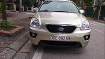 Bán Kia Carens sản xuất 2013, màu vàng xe gia đình giá cạnh tranh