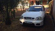 Bán xe Daewoo Lanos 2003, màu trắng, nội ngoại thất ok