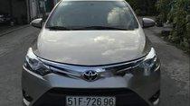 Cần bán nhanh Toyota Vios E số sàn màu nâu, xe tư nhân ủy quyền, xe còn rất đẹp