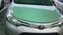 Bán Toyota Vios đời 2018, màu bạc