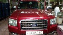 Bán Ford Everest sản xuất 2008, màu đỏ