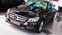 Mercedes C200 mới tinh chưa lăn bánh, chưa ĐK, SX 2018, màu đen tiết kiệm so với hãng hơn trăm