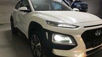 Bán Hyundai Kona Turbo trắng, giá khuyến mãi kèm quà tặng có giá trị, hỗ trợ vay trả góp lãi suất ưu đãi. LH: 0903175312