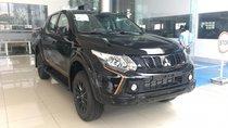 Mitsubishi Triton Athlete, màu đen, xe nhập, xe giao ngay - Liên Hệ: 0931911444