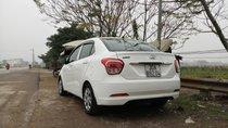 Bán Hyundai Grand i10 1.2 MT đời 2015, màu trắng, nhập khẩu nguyên chiếc cam kết không taxi