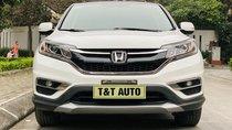 Cần bán xe Honda CR V 2.4 2016, màu trắng