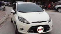 Ô Tô Thủ Đô bán Ford Fiesta 1.6AT Hatchback 2013 màu trắng, 385 triệu