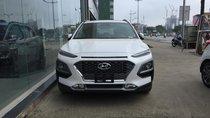 Bán Hyundai Kona 2.0 đặc biệt AT 2018, màu trắng, xe giao ngay giá tốt